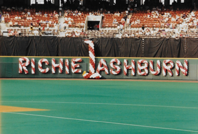 Richie Ashburn Nite July 22, 1995